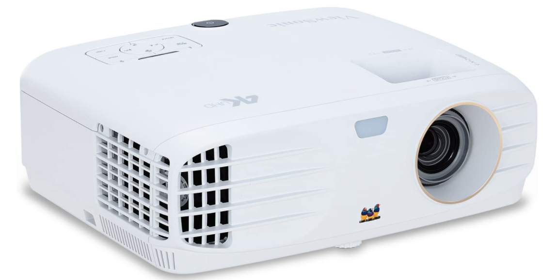 viewsonic-px747-4k-projector- white