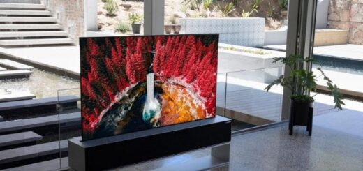 LG Rollable TV Price